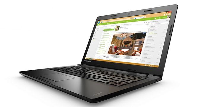 В Украине начались продажи доступного ноутбука Lenovo IdeaPad 100