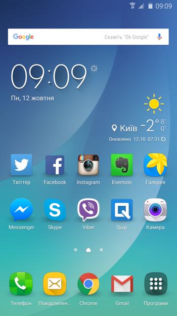 Обзор Samsung Galaxy Note 5