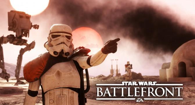 Star Wars Battlefront Release Trailer