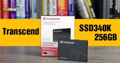 Видеообзор накопителя Transcend SSD340K 256GB
