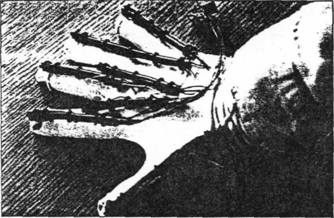 «Перчатка Сэйри»: первый опыт управления компьютером при помощи движения руки