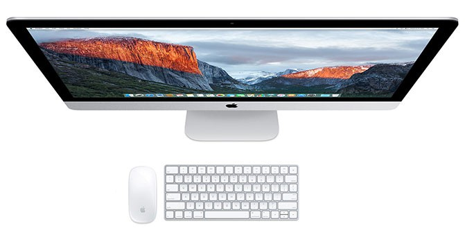 Apple обновила 27-дюймовый iMac