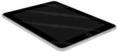 Apple зарегистрировала в Украине внешний вид iPad в качестве торговой марки