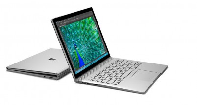 «Вдвое быстрее MacBook Pro»: Microsoft представила свой первый 13,5-дюймовый ноутбук Surface Book по цене от $1499