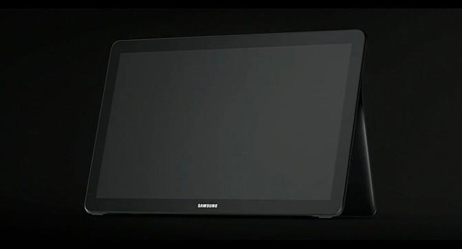 Стали известны характеристики крупного планшета Samsung Galaxy View