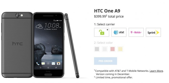 htc-one-a9-product-page