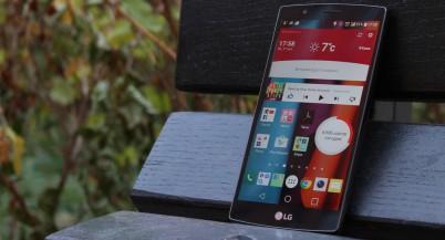 Опыт эксплуатации LG G4