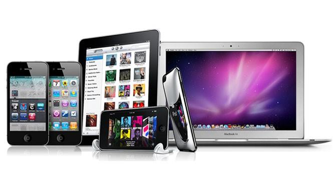 Налоговики изъяли у интернет-магазинов продукцию Apple на 10 млн грн
