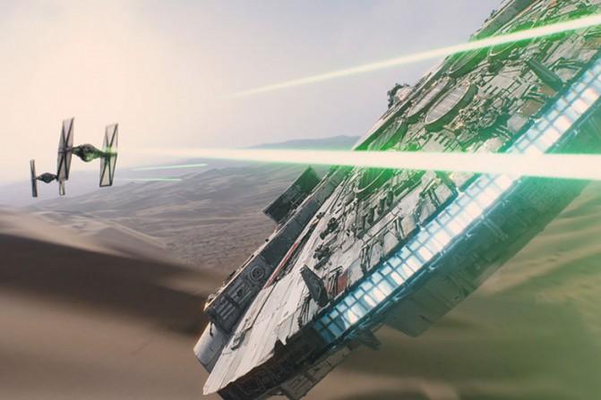 Новости Звездных Войн (Star Wars news): Фильм Star Wars: The Force Awakens бьет все рекорды предпродаж билетов, спекулянты спешат снять сливки