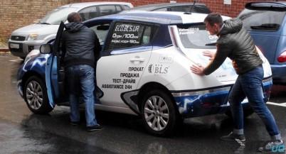 Электрокар и реальность: неделя с Nissan Leaf