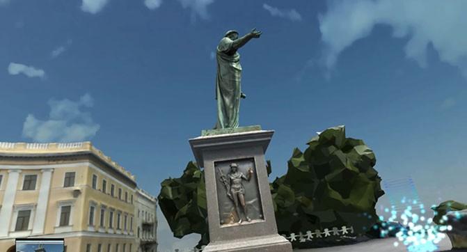 Стартап разрабатывает приложение для виртуального просмотра памятников культуры Украины