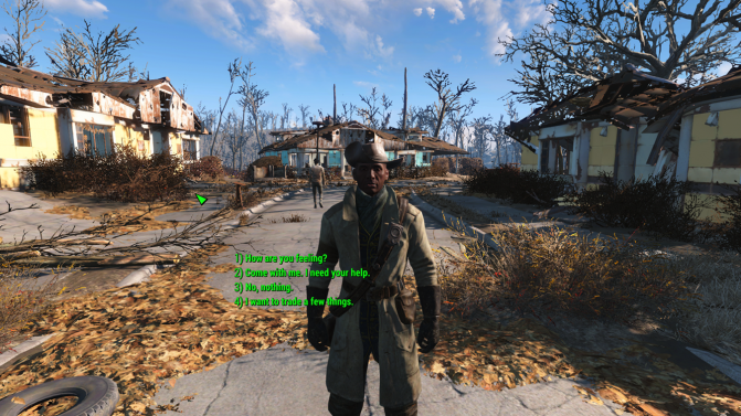 Мод на Диалоги для Fallout 4
