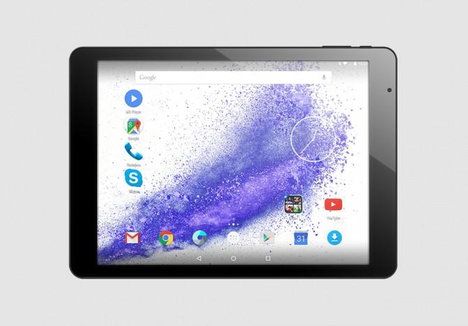 В Украине начались продажи планшета Pixus Blaze 9.7 3G LTE