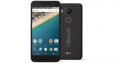 В Украине начинаются продажи смартфона LG Nexus 5Х по цене 12444 грн