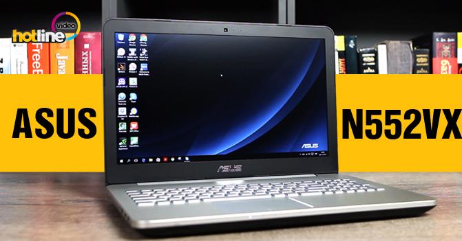 Видеобзор мультимедийного ноутбука ASUS N552VX