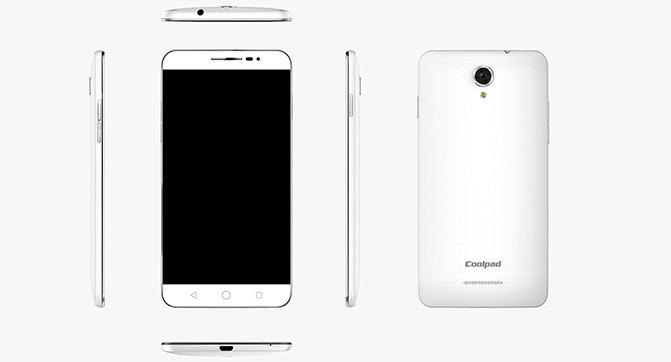 Смартфоны Coolpad выходят на рынок Украины