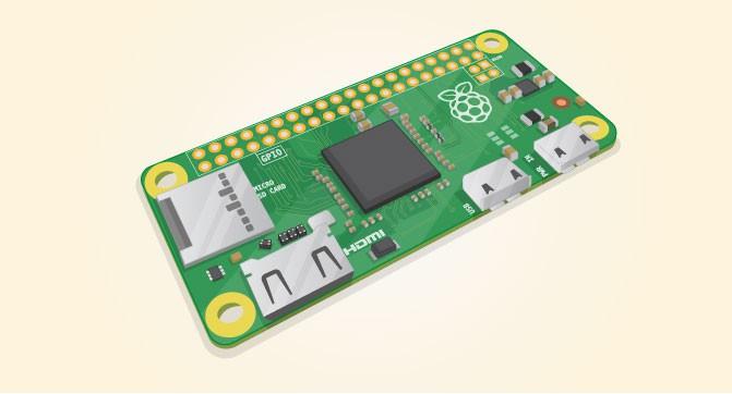 Raspberry Pi Zero - новый компактный микрокомпьютер по цене всего $5