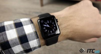 По статистике умные часы Apple Watch используются преимущественно для проверки времени