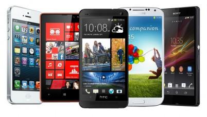 За год в сети Киевстар стало на 2,250 млн смартфонов больше, а iOS почти догнал Symbian