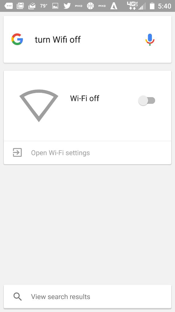 В Android-версии Google Now добавлена поддержка девяти новых голосовых команд