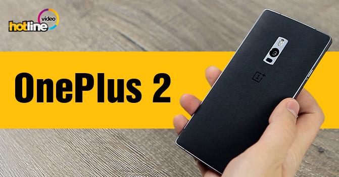 Видеообзор OnePlus 2