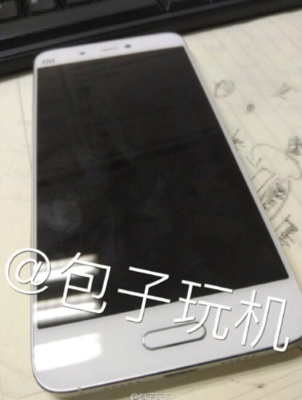 Появились «живые» фото флагманского смартфона Xiaomi Mi 5