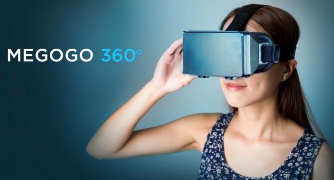 VR MEGOGO 360