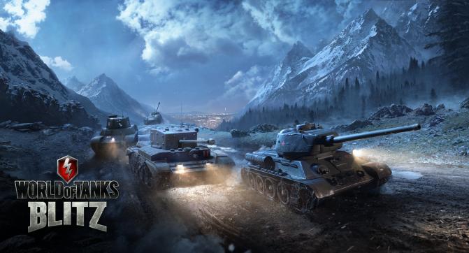 скачать игру World Of Tanks Blitz - фото 11