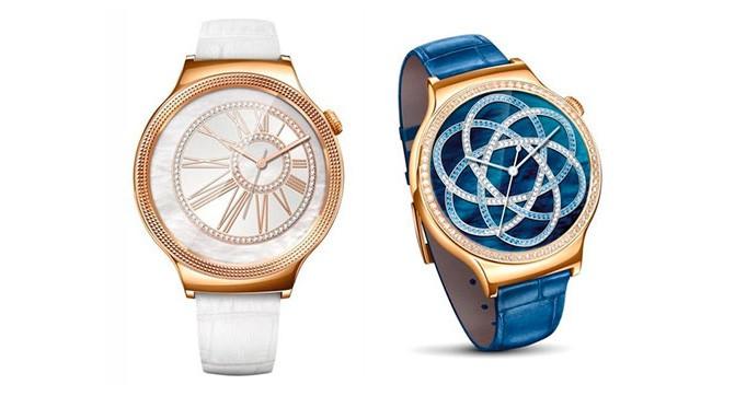 Huawei показала на CES 2016 женские версии умных часов