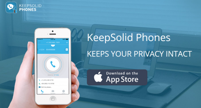 KeepSolid Phones