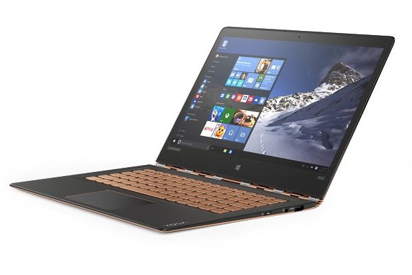 Lenovo YOGA 900S – самый тонкий в мире ноутбук-трансформер в корпусе из углеродного волокна [CES 2016]