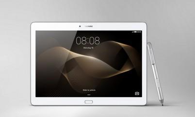 Новый 10-дюймовый Android-планшет Huawei MediaPad M2 комплектуется стилусом