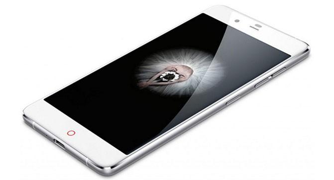 Анонсирован смартфон ZTE Nubia Prague S со сканером радужной облочки глаза