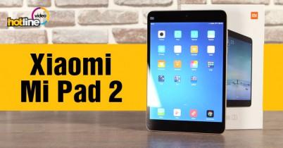Видеообзор планшета Xiaomi Mi Pad 2