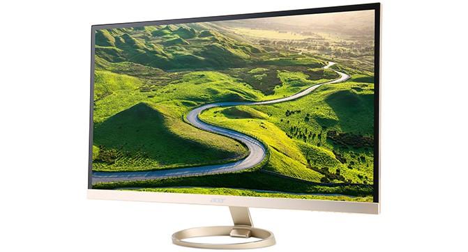 Acer показала на CES 2016 свои новые мониторы