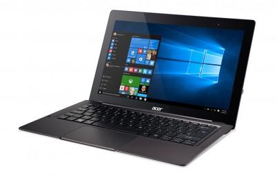 Aspire Switch 12 S – гибридный планшет с дисплеем 4K и разъемом USB 3.1 Type-C