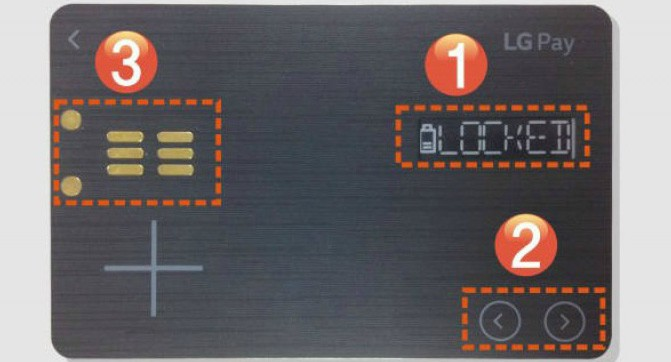 Появилось изображение карты White Card, необходимой для работы с платёжным сервисом LG Pay