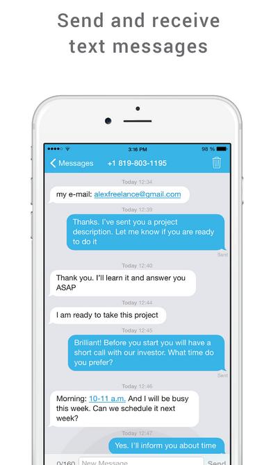 Украинские разработчики представили VOIP-приложение KeepSolid Phones, позволяющее покупать телефонные номера в разных странах мира