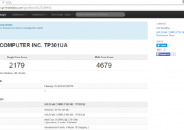 2016-02-16 17-09-06 ASUSTeK COMPUTER INC. TP301UA - Geekbench Browser - Google Chrome