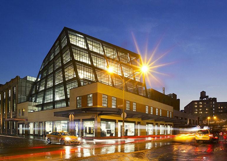 Samsung открыла в Нью-Йорке интерактивный маркетинговый центр Samsung 837