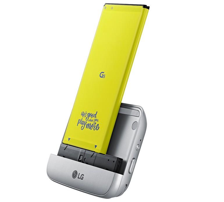 Состоялась официальная презентация смартфона LG G5