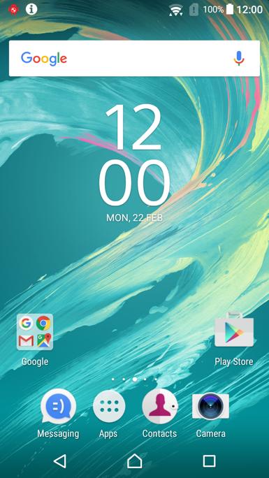 Первый взгляд на Sony Xperia X Performance, X и XA