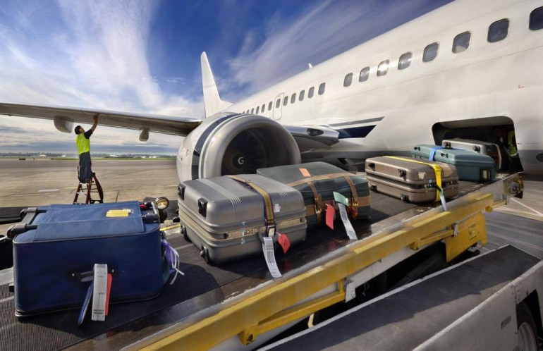 aircraft luggage