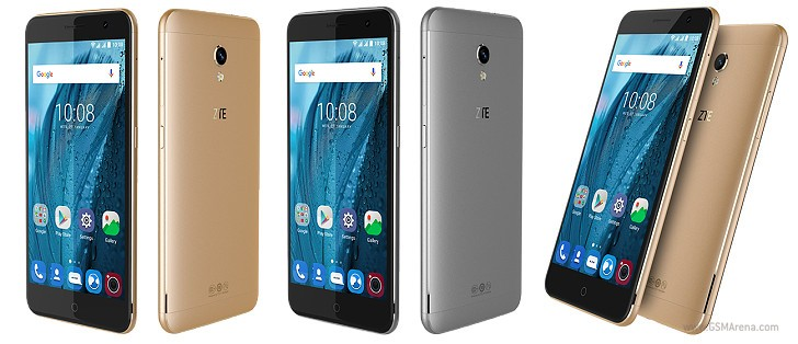 ZTE показала смартфоны Blade V7 и Blade V7 Lite