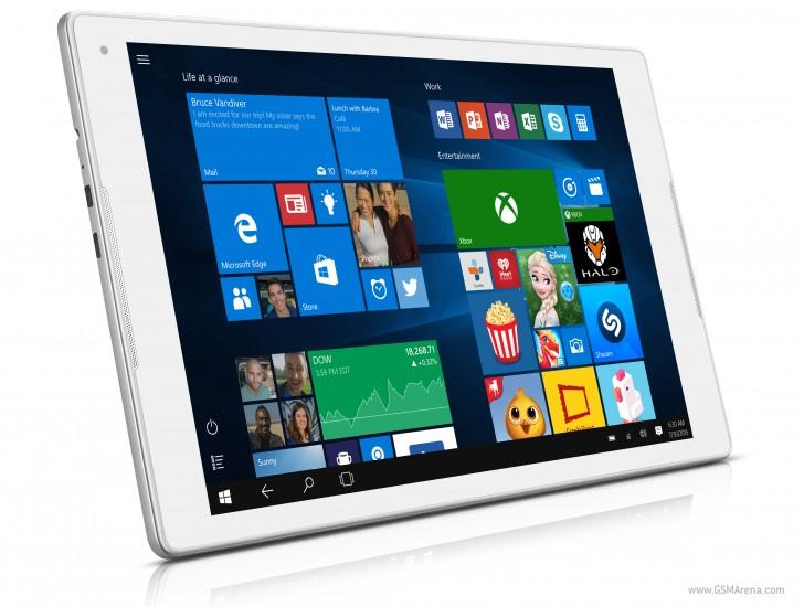 Alcatel Plus 10 - гибридное устройство с Windows 10