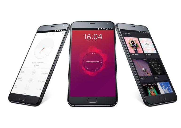 Meizu выпустила самый производительный смартфон с ОС Ubuntu