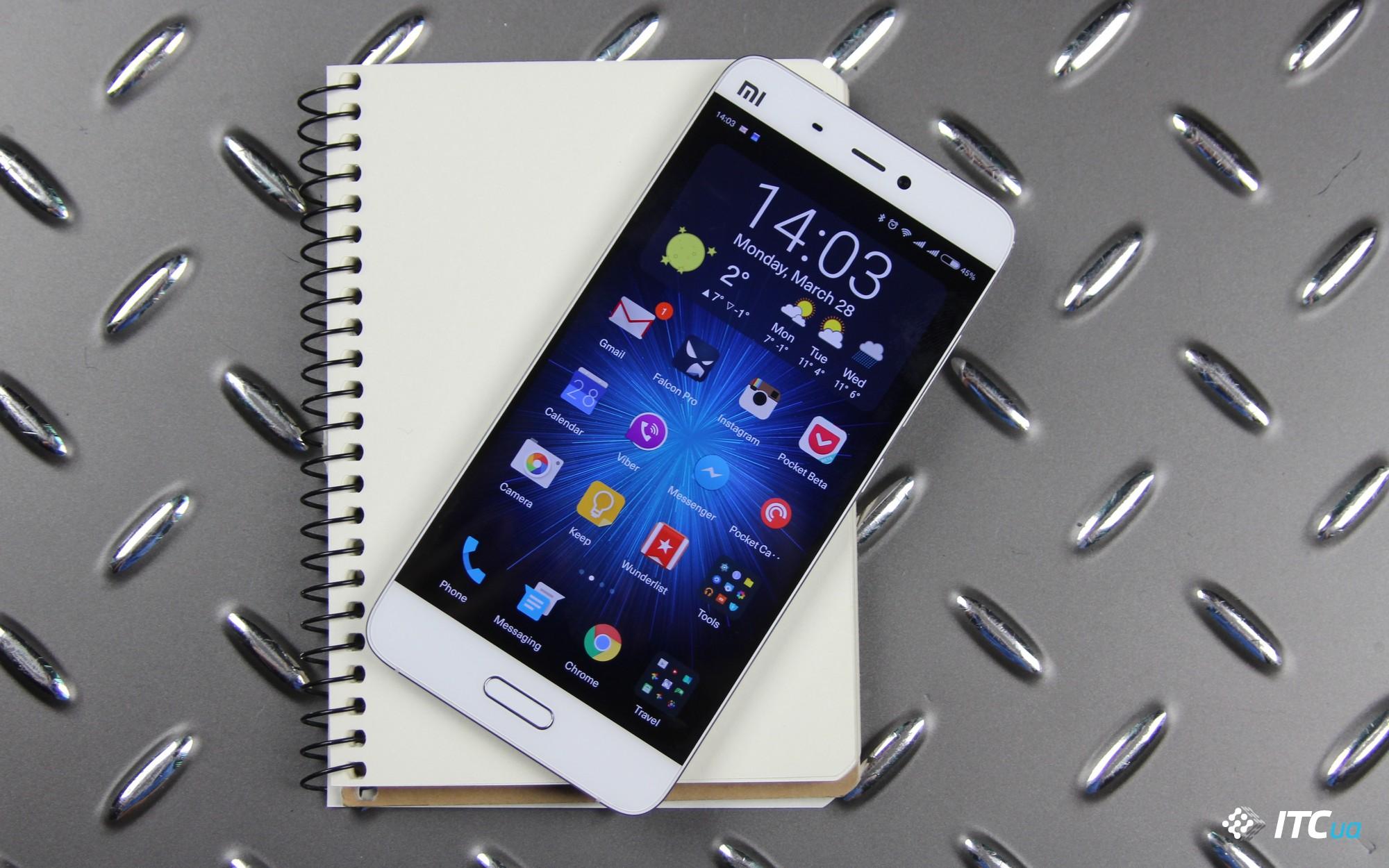 ВСети «засветился» смартфон Xiaomi счипом Snapdragon 820