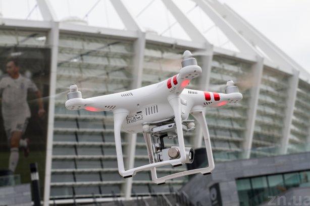 В Киеве установили рекорд по массовому запуску дронов