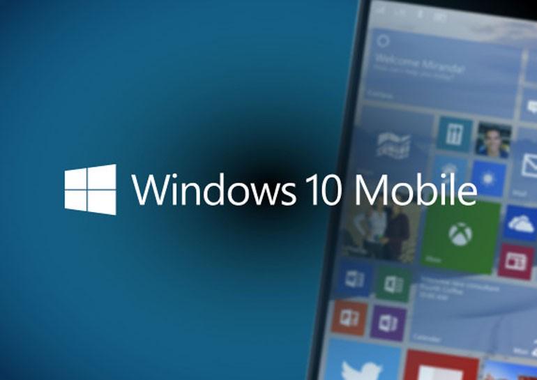 Выход обновления до Windows 10 Mobile для шести смартфонов Lumia ожидается на следующей неделе