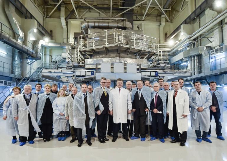 В Україні запущена ядерна установка «Джерело нейтронів», розроблена українськими фахівцями